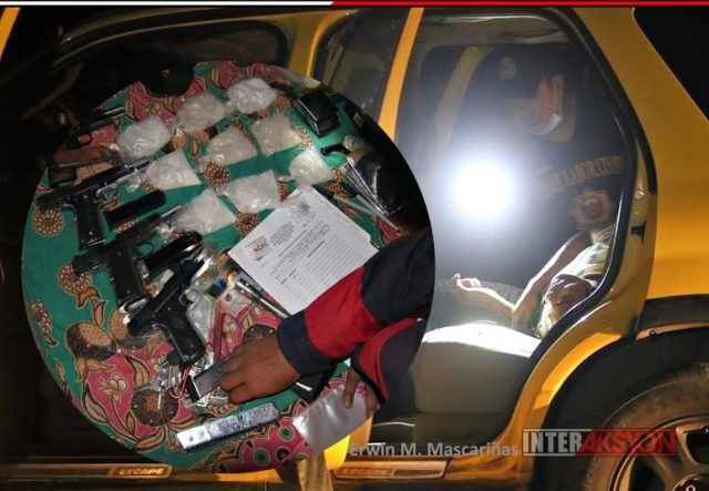 Butuan drug bust firefight main pic