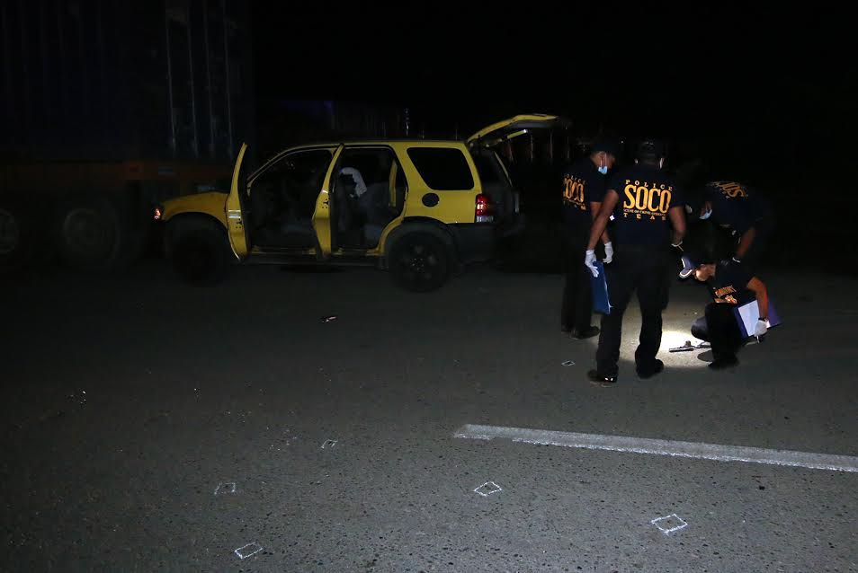 Butuan drug bust firefight SOCO