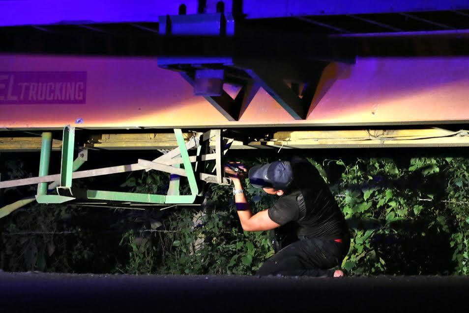 Butuan drug bust firefight SWAT advances