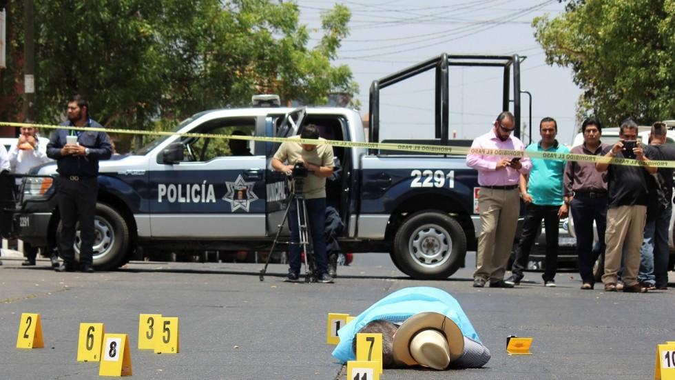 Award-winning journalist Javier Valdez murdered in Mexico