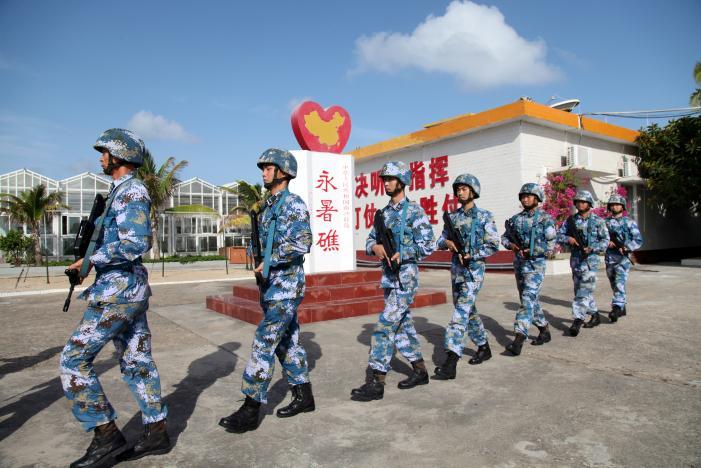 Xi Threatens War if Philippines Drills South China Sea: Duterte
